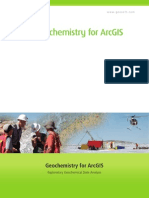 Geochemistry for ArcGIS