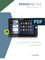 PendoPad7 User Manual