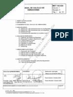 Met-102-024 Manual De Cálculo De Vibraciones