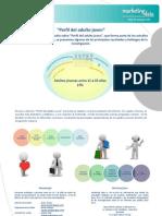 MKT Data Perfil Del Adulto Joven 2013