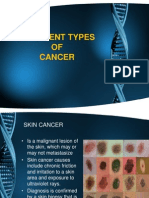 Nsg Management of Cancer