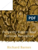 2009-Hart-Property Rights and Natural Resources Studies in International Law