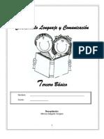CUADERNO DE LECTURAS COMPRESIVAS - 3 BÁSICO