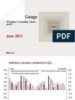 Westpac Inflation Chart Pack (June 2013)