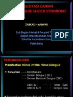Dr. Zarkarsi, DHF Anak PPGD