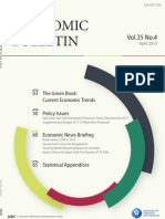 Economic Bulletin (Vol. 35 No. 4)