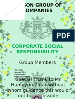 Corporate Social Responsibility Final