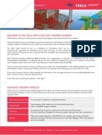 130104 NEW Tekla Advanced Module 2pp Brochure - Low Res