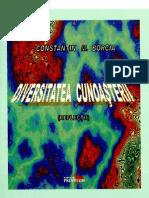 Diversitatea Cunoasterii PDF.