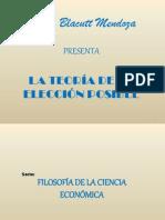 La+Teoria+de+La+Eleccion+Posible+1
