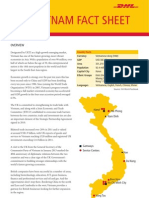Exporting to Vietnam? Read the DHL Fact Sheet