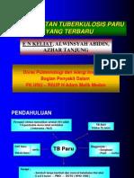 Copy of PENGOBATAN TUBERKULOSIS PARU YANG TERBARU1.ppt