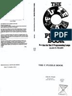 The C Puzzle Book