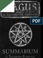 M.A.G.U.S. Summarium