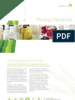 Product Brochure May 2013