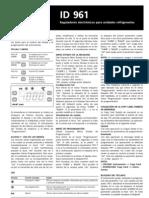 Datasheet Regulador Refrigerante