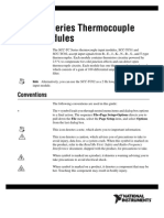 SCC-TC Series Thermocouple
