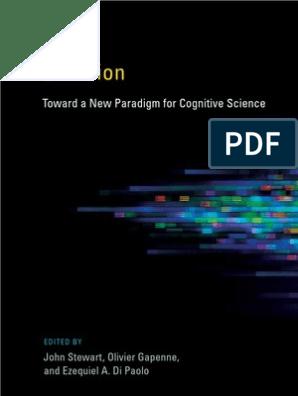 Enactiontowardanewparadigmforcognitivescience