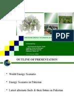 Alternate Energy Biodiesel