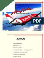 AirAsia Case Study-By Nadeem