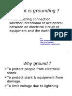 Grounding & earth resistance