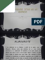 Gastronomía típica de La Gomera ARIDAYHL