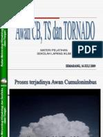 Awan Cb, Ts Dan Tornado