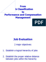 From Job Classification PMS Team