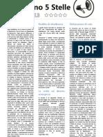 Volantino 5stelle 01-07-2013