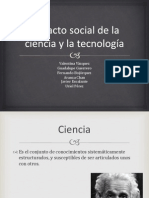 Impacto social de la ciencia y la tecnología