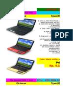 Laptop Emin