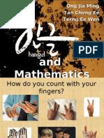 Hangul Korean Mathematics Interaksi 2