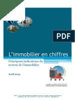 L'Immobilier en Chiffres Avril 2013 - Www.metrecarre.ma