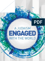 Judaism Engaged - Rabbi Jonathan Sacks