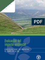 Evaluación del impacto ambiental_FAO
