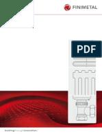Catalogue Radiateur Eau Chaude Finimetal