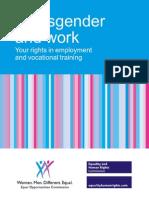 Rights Transgender Work