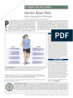 Anterior Knee Pain 1