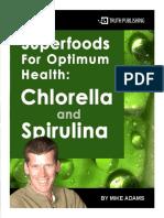 Superfoods For Optimum Health