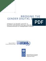 Bridging the gender digital divide