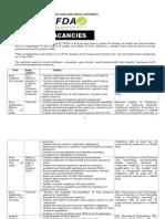 job advertisement OSHA.doc