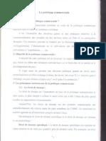 Polycopie - Politique Commercial