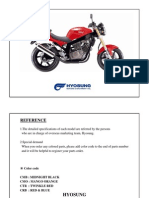 GV250 GT250 EFI Service Manual | Throttle | Ignition System