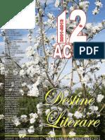 Destine Literare - Aprilie-Iunie 2013