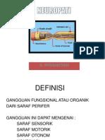Neuropathy Diabetik