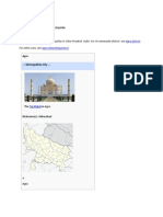 About Agra Wiki
