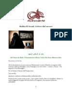 Malika El Aroud Lettere Dal Carcere1