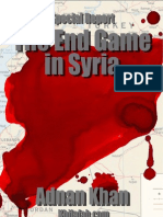 Report Syria Endgame