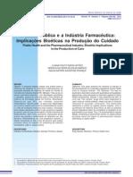 A Saúde Pública e a Indústria Farmacêutica
