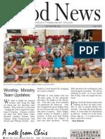 The Good News, July 2013